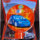 Disney Pixar Cars 2 Night Light World Grand Prix (WGP) Series Raoul Caroule #6 GRC (Blue)
