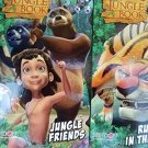The Jungle Book Die-cut Shaped Board Book) Assorted.