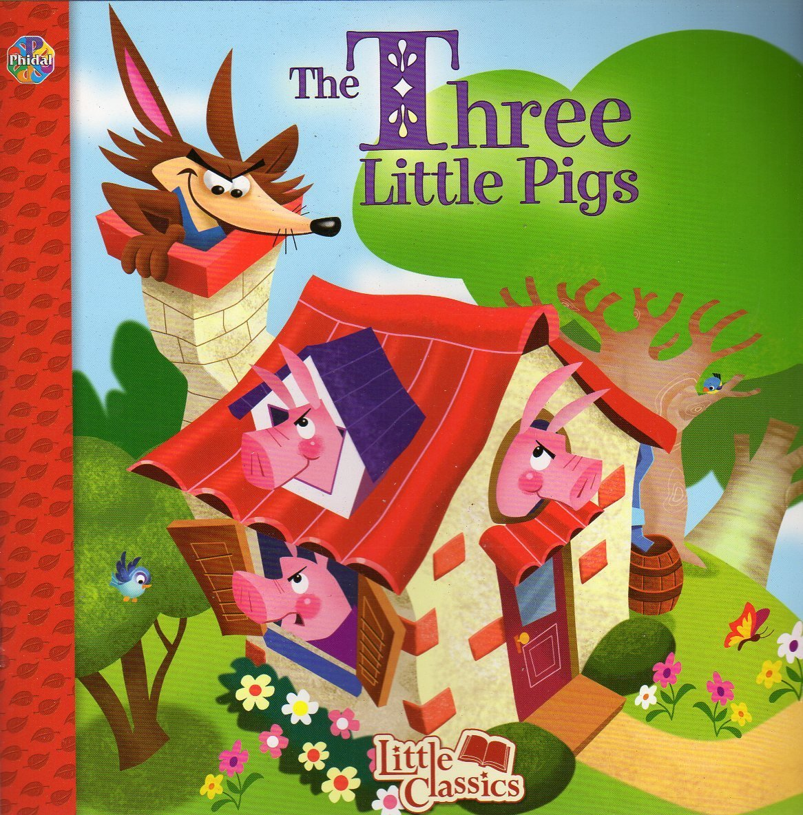 The Three Little Pigs - The Little Classics collection - Classic Fairy Tales
