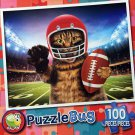 Scratch my Quarterback by LPF PuzzleBug 100 Piece Puzzle