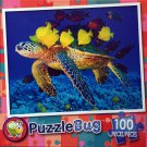 PuzzleBug 100 Piece Puzzle - Swimming with the Fishies by LPF