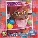 Puzzlebug 100 ~ Party Cupcake by Puzzlebug