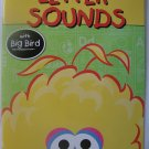 """"""" Sesame Street """" 32 page, Learning Workbook, LETTER SOUNDS, Educational, NEW"""
