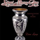 Pictorial Guide to Silvered Mercury Glass: Identification & Values