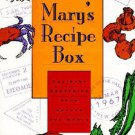 Mary's Recipe Box by Mary Gubser (1996-06-01) [Paperback] [Jan 01, 1817] Mary Gubser