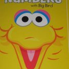 Sesame Street Numbers with Big Bird Activity Book