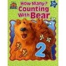 How Many? Counting with Bear (Bear in the Big Blue House)