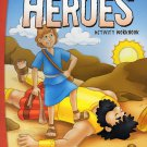 Heroes of the Bible - Tabbed Board Books