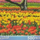 Puzzlebug 500 - Colorful Tulips by George