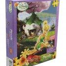 Disney's Tinker Bell Tea Kettle House 100 Piece Puzzle