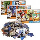 Disney Star Wars Jigsaw Puzzle 4 Pack - Style May Vary