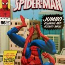 Marvel Comics Spiderman Jumbo Coloring and Activity Book