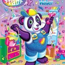 Lisa Frank Paint with Water Activity Book by Modern Publishing (2011)