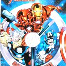 THE MIGHTY AVENGERS Coloring Book (A) by Dalmatian Press