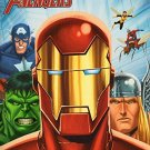 Protecting Mankind Marvel Avengers Gigantic Book To Color