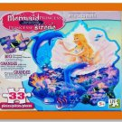 Mermaid Princess 33 Piece Puzzle (Assorted, Designs Vary)