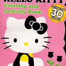 Hello Kitty - Coloring & Activity Book (Includes Stickers)