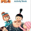 Despicable Me 3 Jumbo Coloring & Activity Book