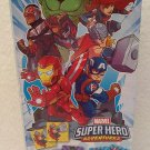 Kids Playtime Toddler Fun Set of 36 Hulk Captain America Iron Man Thor Marvel