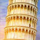 Leaning Tower of Pisa, Italy - 100 Piece Tower Jigsaw Puzzle