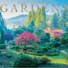 Gardens 2018 Wall Calendar (16-month)