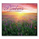 16 Month Wall Calendar 2018 - Psalms