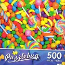 Rainbow Streets - 500 Piece Jigsaw Puzzle - Puzzlebug - p 002