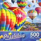 Colorful Skies - 500 Piece Jigsaw Puzzle - Puzzlebug - p 002