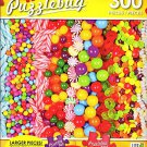 Rows of Assorted Candy - 300 Large Pieces Jigsaw Puzzle - Puzzlebug - p 003