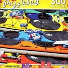 Colorful Sea Kayaks, Alaska - 300 Pieces Jigsaw Puzzle - Puzzlebug - p 003