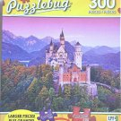 Puzzlebug 300 Piece Puzzle ~ Neuschwanstein Castle at Sunset, Bavaria, Germany