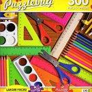 School Suppliers - 300 Pieces Jigsaw Puzzle - Puzzlebug - p 003