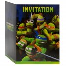 Teenage Mutant Ninja Turtles Party Invitations, 8ct