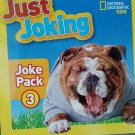 National Geographic Kids Just Joking Joke Pack 3