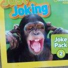 National Geographic Kids Just Joking Joke Pack 2
