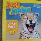 National Geographic Kids Just Joking Joke Pack 1