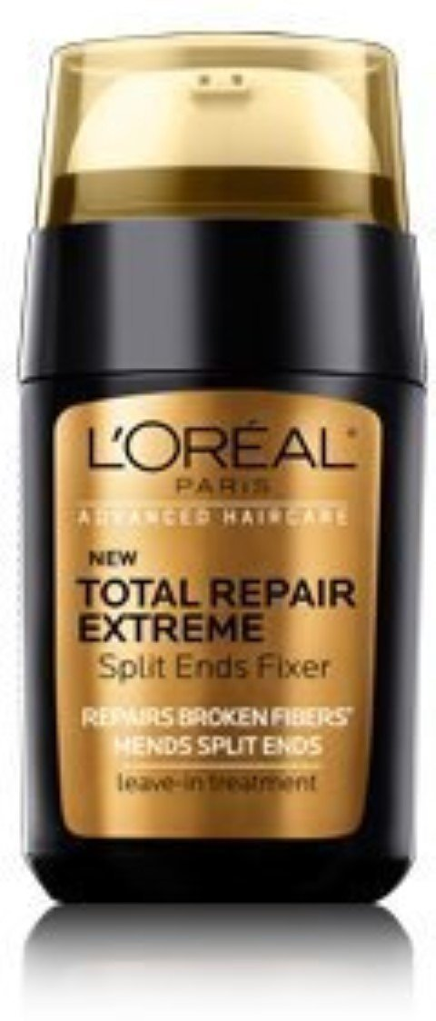 L'Oreal Advanced Haircare Total Repair Extreme Split Ends Fixer Leave-In Treatment 0.50 oz