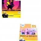 Despicable Me 3 Puzzles 2 Piece Bundle (100)