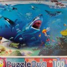 Qiyun New Puzzlebug 100 Piece Puzzle Wonders of The Sea ping