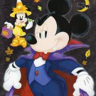 Disney Mickey & Friends - Halloween Coloring and Activity Book