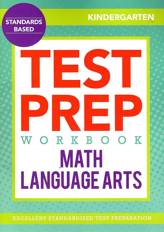 Standardized Math and Language Arts Test Preparation  - v2