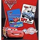 Disney Cars Set of 2 Card Games - Red Light Green Light and Spy