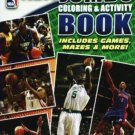 NBA Coloring and Activity Book (Includes Games, Mazes and More!)