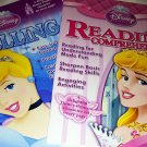Disney Princess Reading & Spelling Pack (2 Workbooks) by Bendon