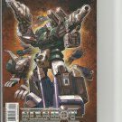 Transformers spotlight Sixshot cvr B [Comic]