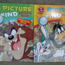 Picture Find Activity Book (Assorted, Art Cover Varies)