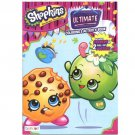 Shopkins Ultimate Coloring & Activity Book- includes stickers