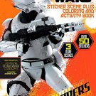 Star Wars Coloring & Activity Book w/ Sticker Scenes