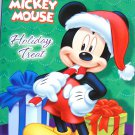 Disney Mickey Mouse Holiday Treat Activity and Coloring Book