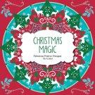 Christmas Magic: Fabulous Festive Designs to Color (Color Magic)